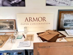 Armor Paper Conservation